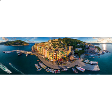 Porto Venere, Italy: Panoramic Puzzle - Search Results