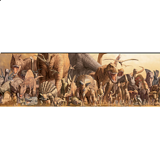 Dinosaurs: Panoramic Puzzle - Search Results