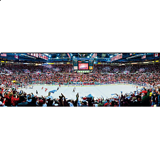 NHL - Detroit Red Wings - Panoramic Puzzle - 1000 Pieces
