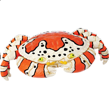 4D Puzzle - Clown Crab - Games & Toys