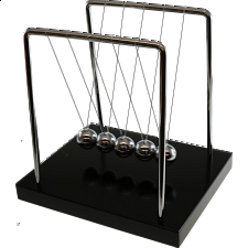 Newton's Cradle - New Items