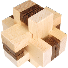 Loopy Burr - Limited Edition - Wood Puzzles