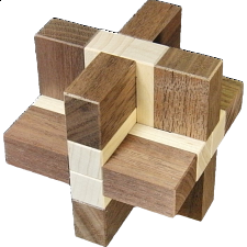 Boron - Other Wood Puzzles