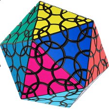 Clover Icosahedron D1 - Black Body - Search Results