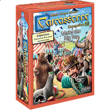 Carcassonne: Under the Big Top - Search Results