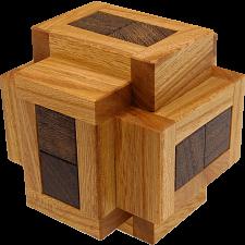 Giegeldonk - European Wood Puzzles