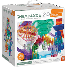 Q-BA-MAZE 2.0 - Ultimate Stunt Set - New Items