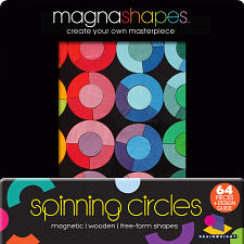 Magna Shapes - Spinning Circles - Blocks