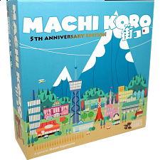 Machi Koro - New Items