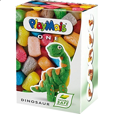 PlayMais ONE - Dinosaur - New Items