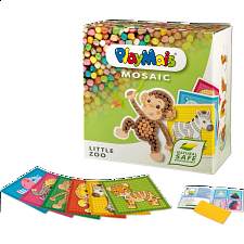 PlayMais MOSAIC - Little Zoo - New Items