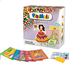 PlayMais MOSAIC - Dream Princess - New Items
