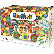 PlayMais Fun to Learn - ABC - New Items