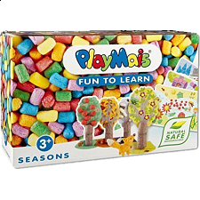 PlayMais Fun to Learn - Seasons - New Items