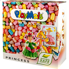 PlayMais WORLD - Princess - New Items
