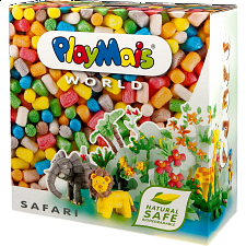 PlayMais WORLD - Safari - New Items