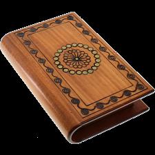 Book Style Puzzle Box -