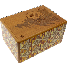 Byway Secret 2 - Fujin - Other Japanese Puzzle Boxes