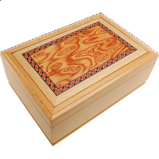Kugel Box - Wooden Puzzle Boxes