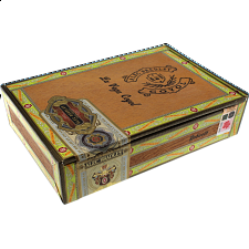 Cigar Puzzle Box Kit - Don Tomas: Yellow - Puzzle Boxes / Trick Boxes