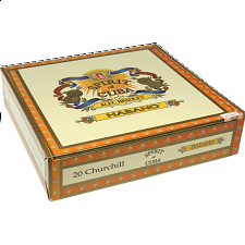 Cigar Puzzle Box Kit - Spirit of Cuba - Puzzle Boxes / Trick Boxes