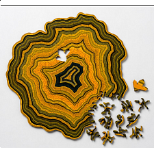 Orbicular Geode Puzzle #140 - New Items