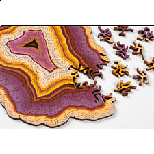 Orbicular Geode Puzzle #136 - New Items
