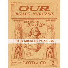 The Missing Puzzles - Volume 2 (Book) -