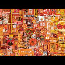Orange -