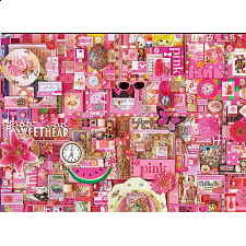 Pink - 1000 Pieces