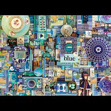 Blue - 1000 Pieces