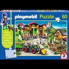 Playmobil: On the Farm - Jigsaws