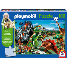 Playmobil: In Dino Country - 1-100 Pieces