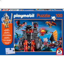 Playmobil: Asian Dragon World - 1-100 Pieces
