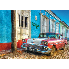 Via Reale, Cuba - 500-999 Pieces