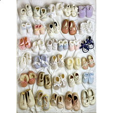 Baby Shoes - 500-999 Pieces