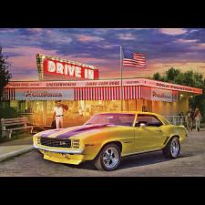 American Classics: Daytona Yellow Zeta -