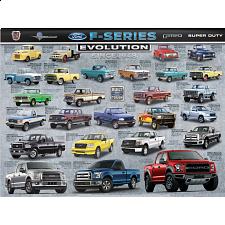 Ford F-Series Evolution -