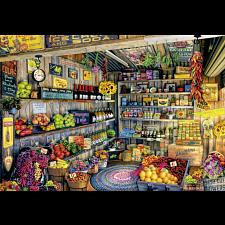 The Farmers Market -