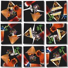 Scramble Squares - Cocktails -