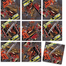 Scramble Squares - Firefighters -