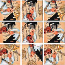 Scramble Squares - Symphony -