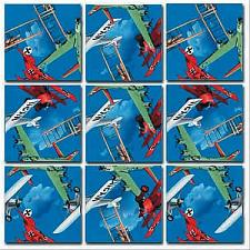 Scramble Squares - Vintage Airplanes -