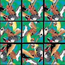 Scramble Squares - Woodpeckers -