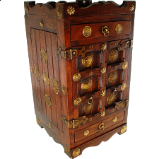 Wooden Puzzle Cabinet - Type B - Search Results