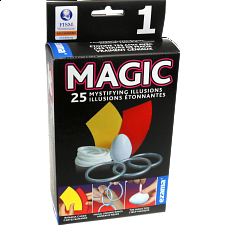 Ezama Magic: 25 Mystifying Illusions #1 - Magic Items