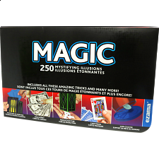 Ezama Magic: 250 Mystifying Illusions - Magic Items