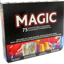 Ezama Magic: 75 Mystifying Illusions - Magic Items