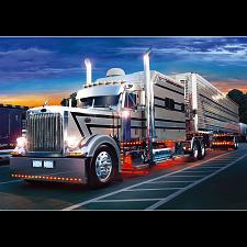 Silver Truck - Jigsaws