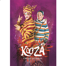 Cirque Du Soleil: Kooza - 1000 Pieces
